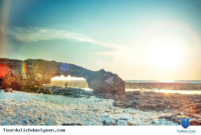 Cổng Tò Vò Đảo Lý Sơn Quảng Ngãi