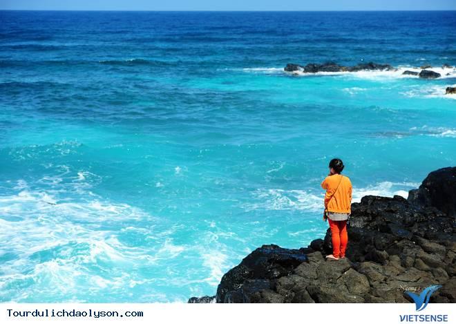 Bãi Biển Ở Đảo Lý SƠn