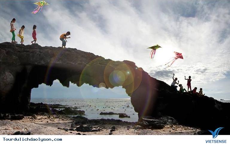 Tour Du Lịch Đảo Lý Sơn- Chu Lai- Quảng Ngãi- Lý Sơn 3 Ngày