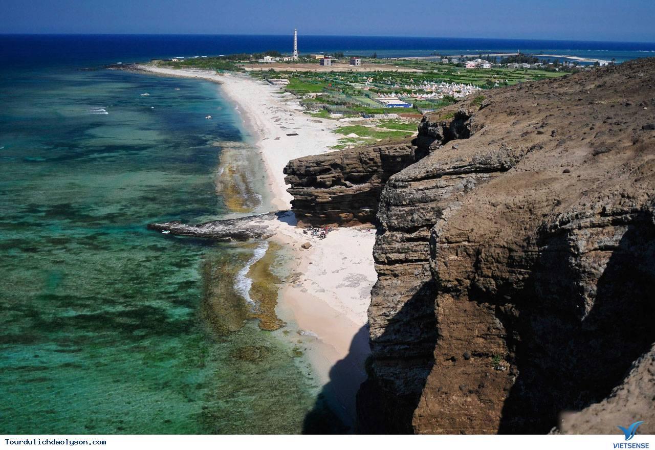 Vẻ đẹp đầy sức hút của du lịch Đảo Lý Sơn