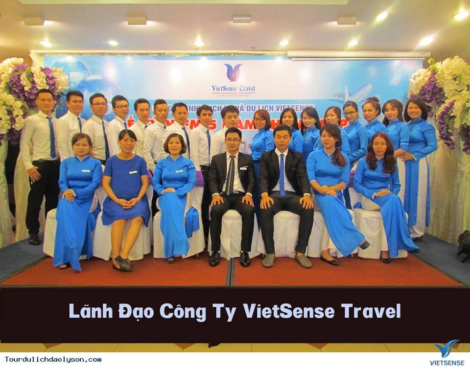 VietSense Travel Hân Hoan Kỷ Niệm 5 Năm Thành Lập,vietsense travel han hoan ky niem 5 nam thanh lap